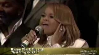 Karen Clark-Sheard performs