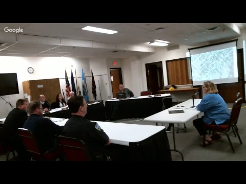 Livingston City Commission 5.2.17