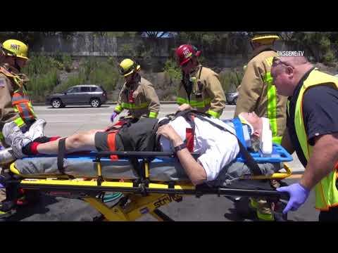San Diego Serious Injury Crash 05172018