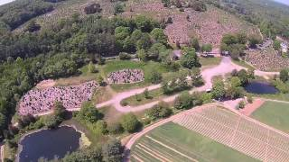 Valley Farm Aerial Video