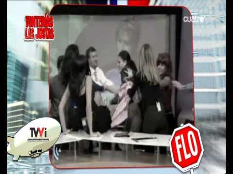 Nuria Bermudez pelea thumbnail