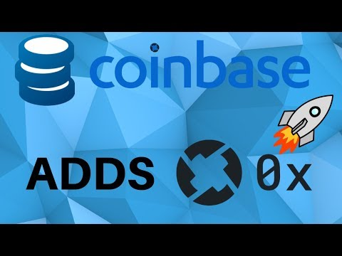 ZRX 0x Token Added To Coinbase! What's Next?