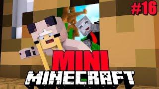 ISY WIRD GEPRANKT! - Minecraft MINI #16 [Deutsch/HD]