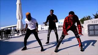 Wande Coal - Tur-Key Nla [Official Dance Video] CYPHRODANCERS