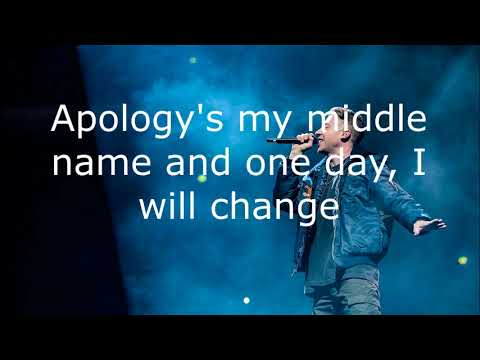 Intentions By Mackelmore ft. Dan Caplen (High Quality)   Lyric Video   CrownLyrix