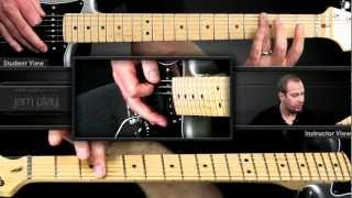 Huey Lewis and the News - Hip to be Square Guitar Lesson
