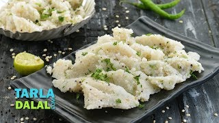 Upma, Quick Upma recipe, Breakfast Upma by Tarla Dalal