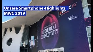 Unsere Highlights vom Mobile World Congress 2019 (deutsch)