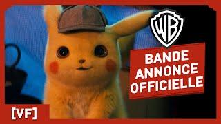 POKÉMON Detective Pikachu | Bande-Annonce | HD | FR | 2019