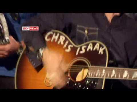 Chris Isaak  - June 2009 -  Mr. Lonely Man & Talk