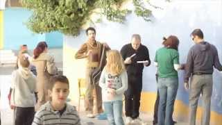 Atenistas: Ζωγράφοι σε δράση για τα παιδιά