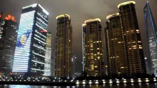 Shanghai China - Never Sleeping City