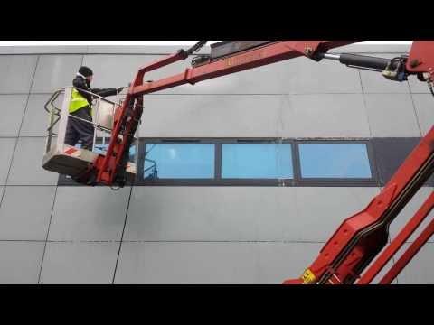 Industrial Pressure Washing Service Dublin