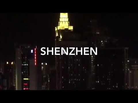 Vlog à noite mais jantar em shenzhen China