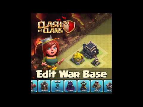 Clash of Clans - Sneak Peek #3: Edit War Base!