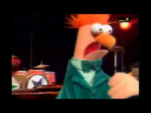 Muppets ACDC cover It's a long way to the top if you wanna rock'n'roll)