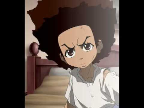 Best Black Anime Characters