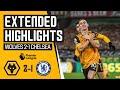 Last-minute winner! | Wolves 2-1 Chelsea | Extended highlights