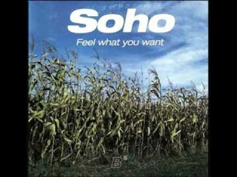 Soho Feat. Terry Bjerre - Feel What You Want (Radio Edit) [B² Byte Blue 2002]
