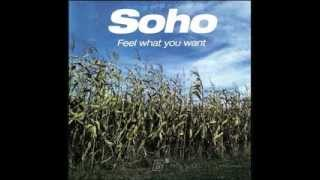 Soho Featuring Terry Bjerre - Feel What You Want (Radio Edit) [B² Byte Blue 2002]