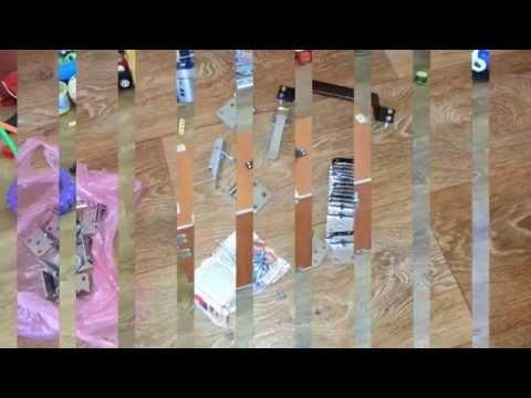 Cмотреть видео онлайн Ящик для инструментов и всякой всячены своими руками