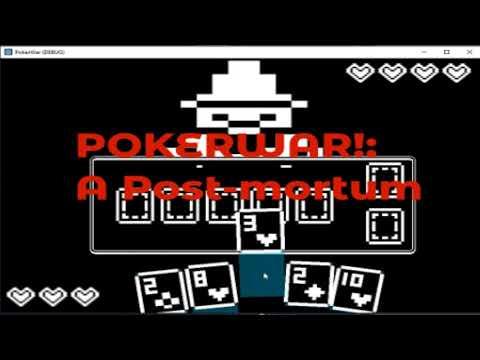PokerWar Failed gamejam game post-mortem. |
