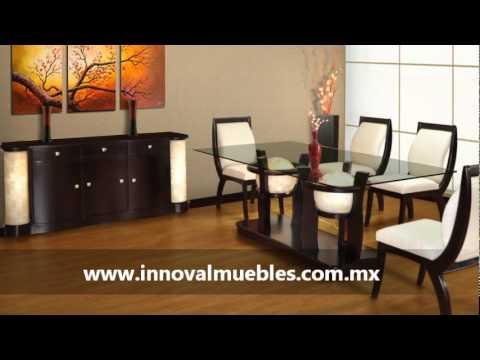 Comedores modernos minimalistas comedores modernos mexico youtube - Decoracion de comedores modernos ...
