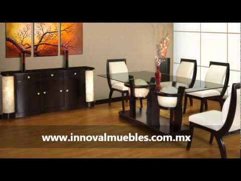 Comedores modernos minimalistas comedores modernos mexico Decoracion de comedores minimalistas