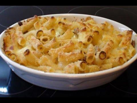 Ricetta pasta pasticciata senza besciamella