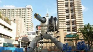鉄人28号 Tetsujin 28-go  製作工程 KOBE鉄人 PROJECT