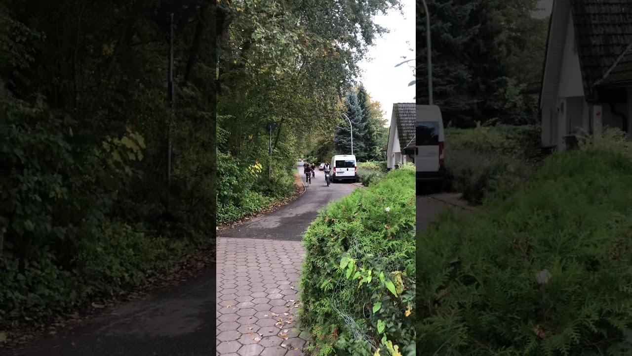 Fahrradstraße Schenefeld - Lurup