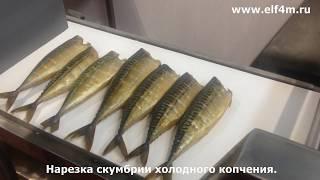 Фото Устройство нарезки рыбы на кусочки (сельдь, скумбрия) ИПКС-074-01-200Ч(Н)