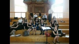 Howells: Gloucester Service - Magnificat; Chapel Choir of Robinson College, Cambridge