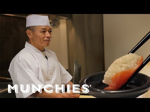 Thumbnail: How to Eat Sushi: You've Been Doing it Wrong
