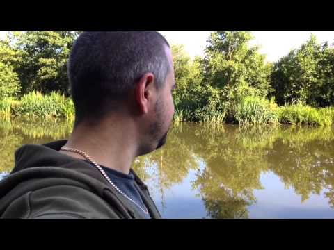 Carp Fishing At Beaver Fisheries On The Daughters Lake
