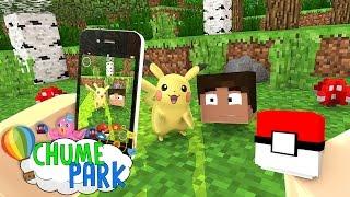 Minecraft: POKÉMON GO! (Chume Park #9)