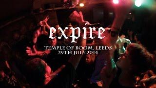 EXPIRE (FULL SET) - Temple Of Boom, Leeds