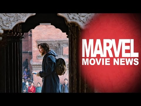 Doctor Strange Set Photos, Star Lord's Dad, X-Men Trailer & More! - Marvel Movie News - Ep. 58