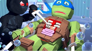 Minecraft Mods Hospital - Teenage Mutant Ninja Turtle Shell Disaster! (Atlantis Roleplay) #17