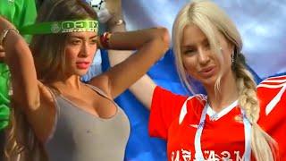 самые красивые и смешные фанатки футбола смешное видео с болельщиками приколы в спотре