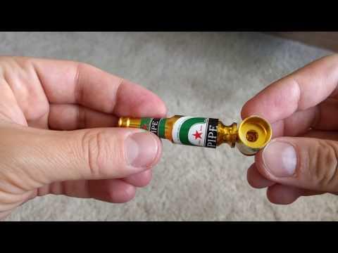 Mini Beer Smoke Metal Pipes Portable