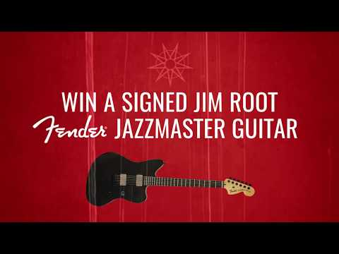 Slipknot - Jim Root Guitar Competition