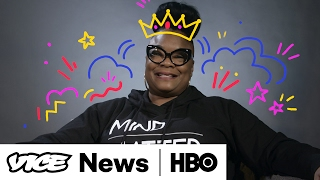 Roxanne Roxanne  VICE News Tonight on HBO (Full Segment)