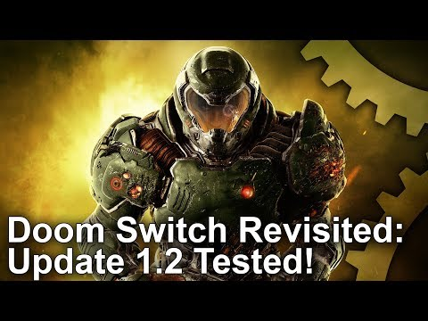 Doom on Switch: Patch 1 2 - Is Performance Really Improved?