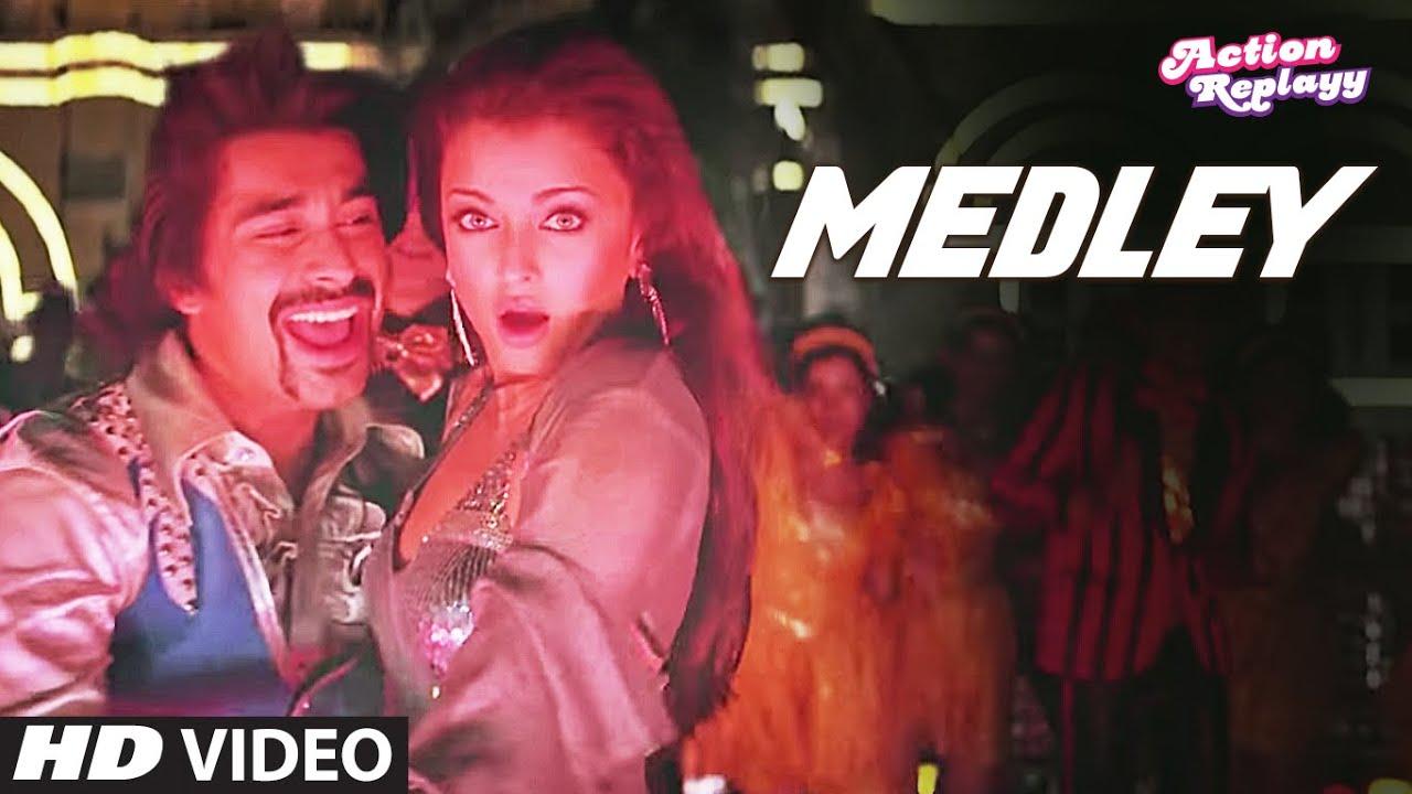 "Download Medley ""Action Replayy"" |  Akshay Kumar, Aishwarya Rai Bachchan"