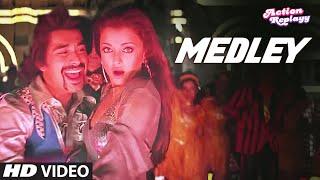 "Medley ""Action Replayy"" |  Akshay Kumar, Aishwarya Rai Bachchan"