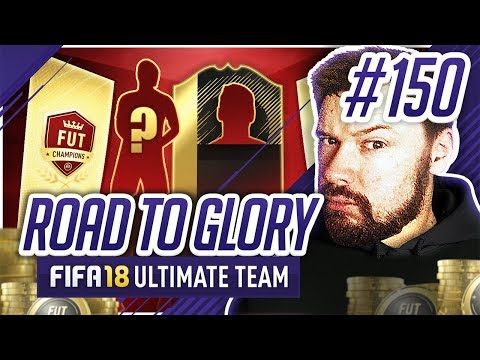 FUT CHAMPS REWARDS! - #FIFA18 Road to Glory! #150 Ultimate Team