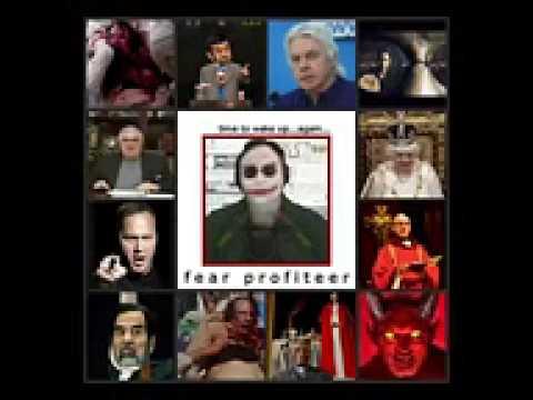 NWO Shill Agent's - David Icke Fraud & Alex CIA Jones - Exposed