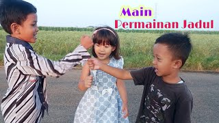 Download Main Kacang Panjang Kacang Pendek 💖 Chika Dance Blackpink - Kill This Love 💖 Ngabuburit ke Sawah
