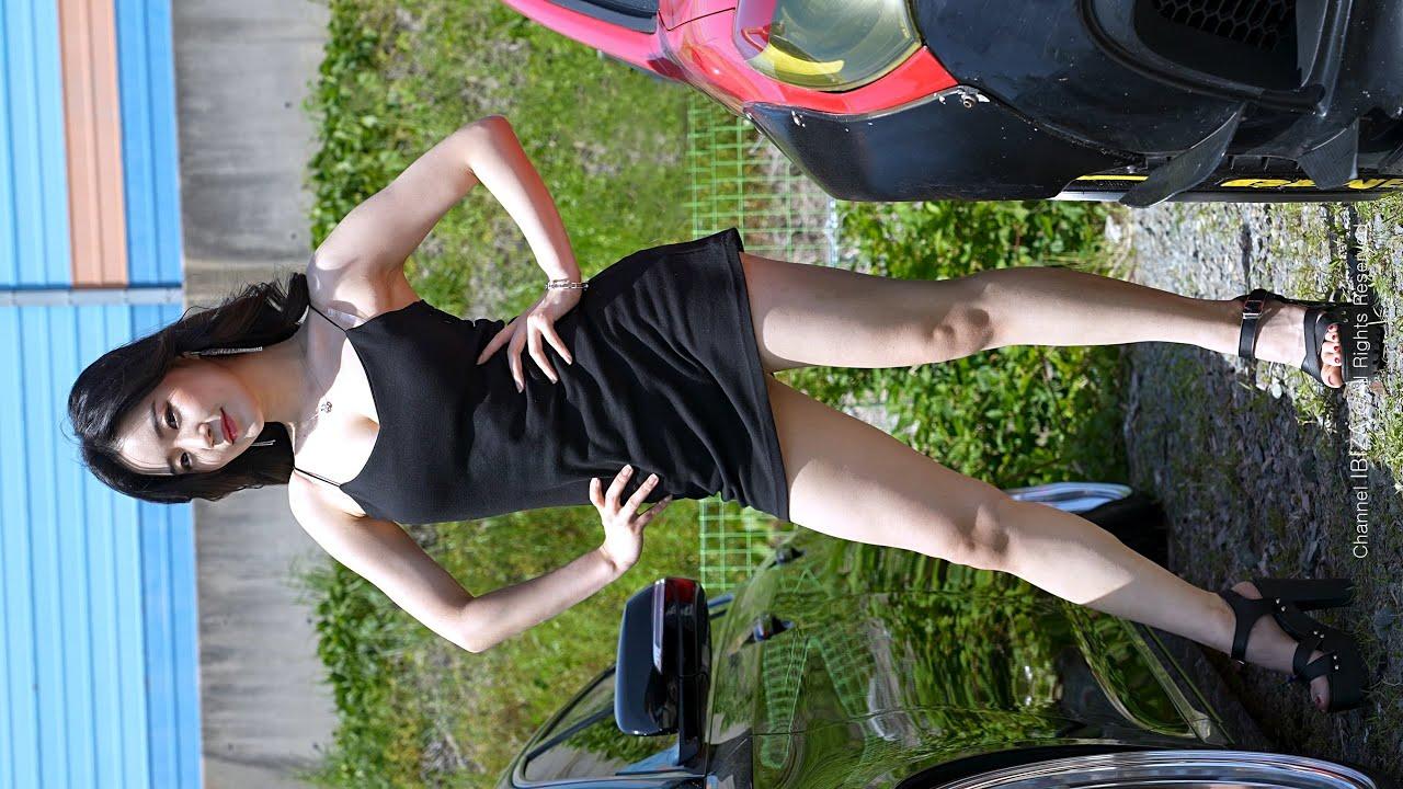 4K 60P 모델 홍지은 Model Hong Jieun 'GT 오토페스티벌' 210505 @ 직캠 by IBIZA